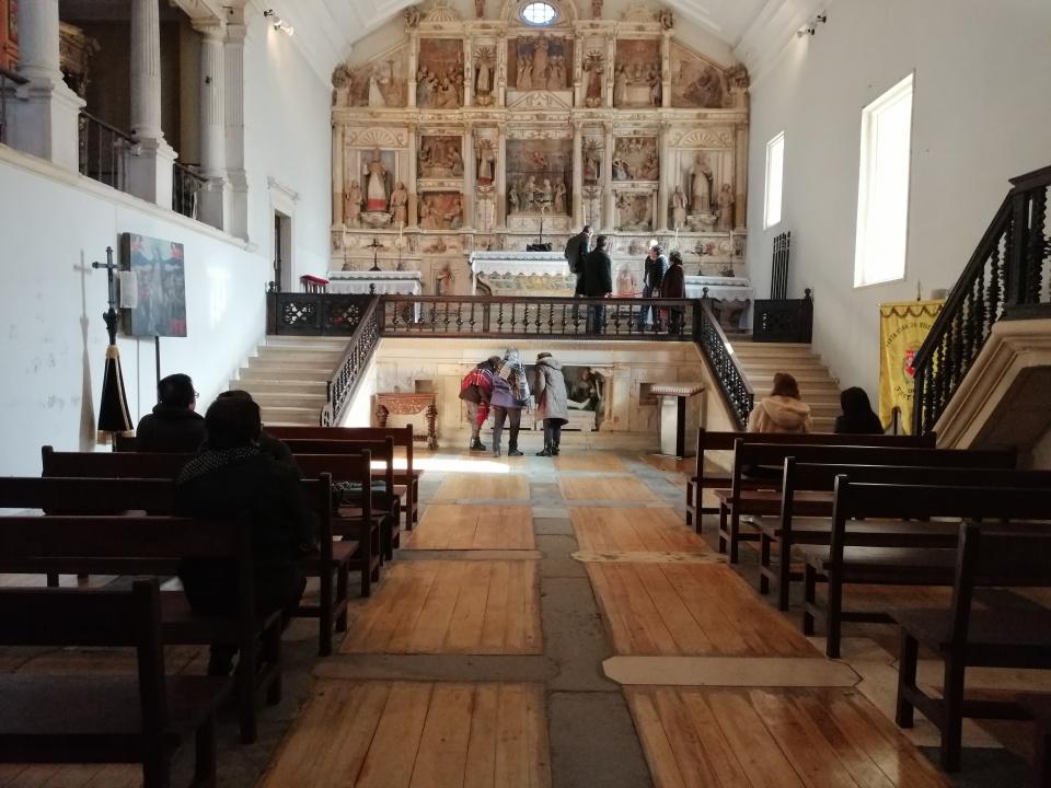 Angariação de fundos para restaurar igreja da Misericórdia de Tentúgal
