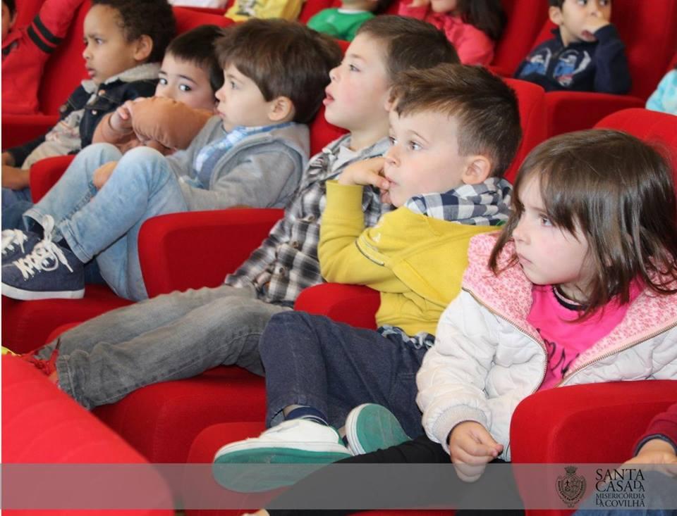 Covilhã | Natureza e teatro no Dia Mundial da Criança