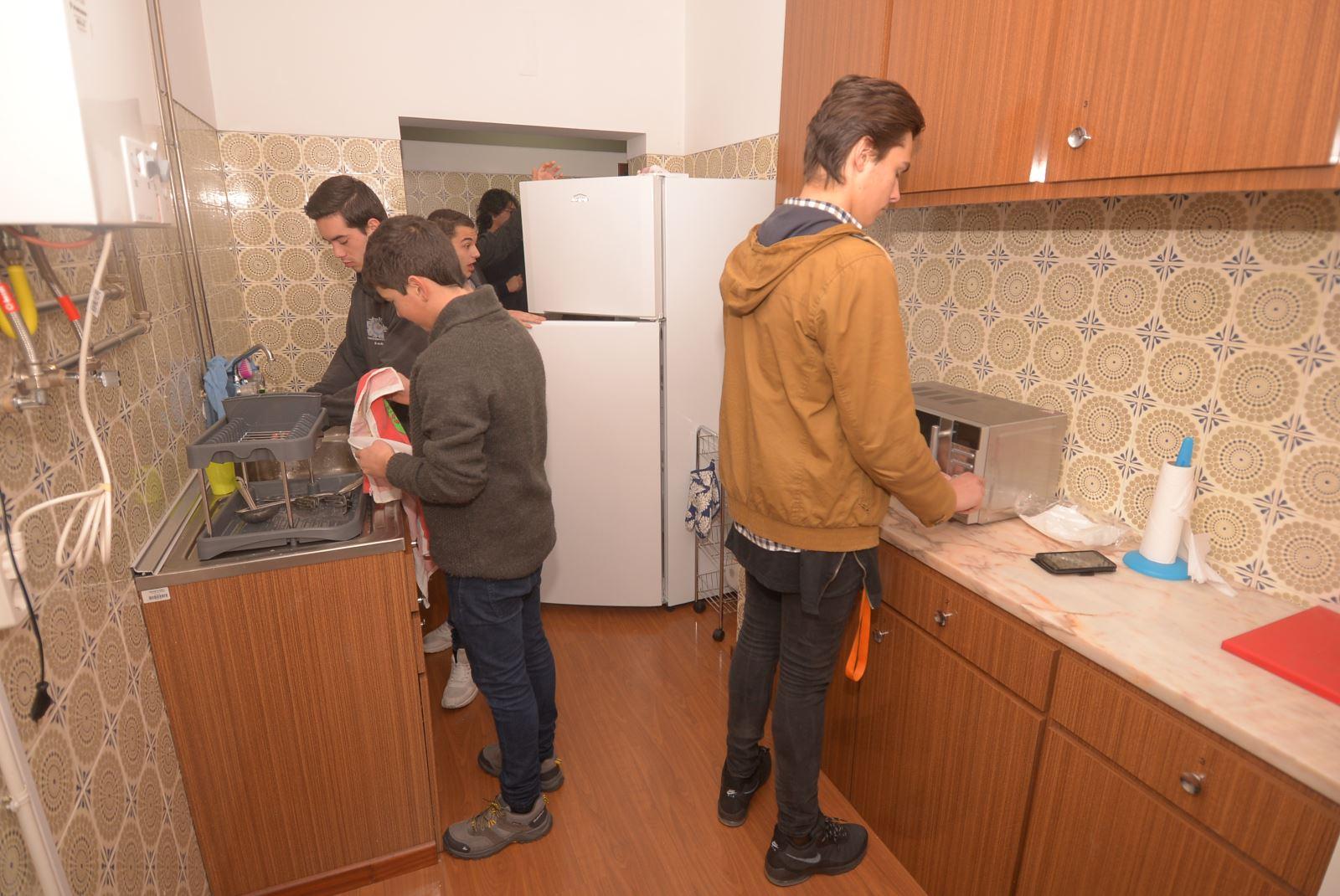 Coimbra | Jovens aprendem a ser autónomos em apartamento