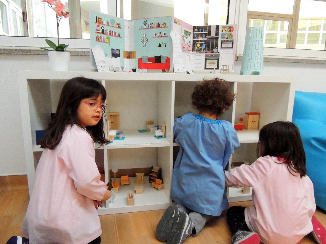 Peso da Régua | Projeto de ensino inovador do centro infantil premiado
