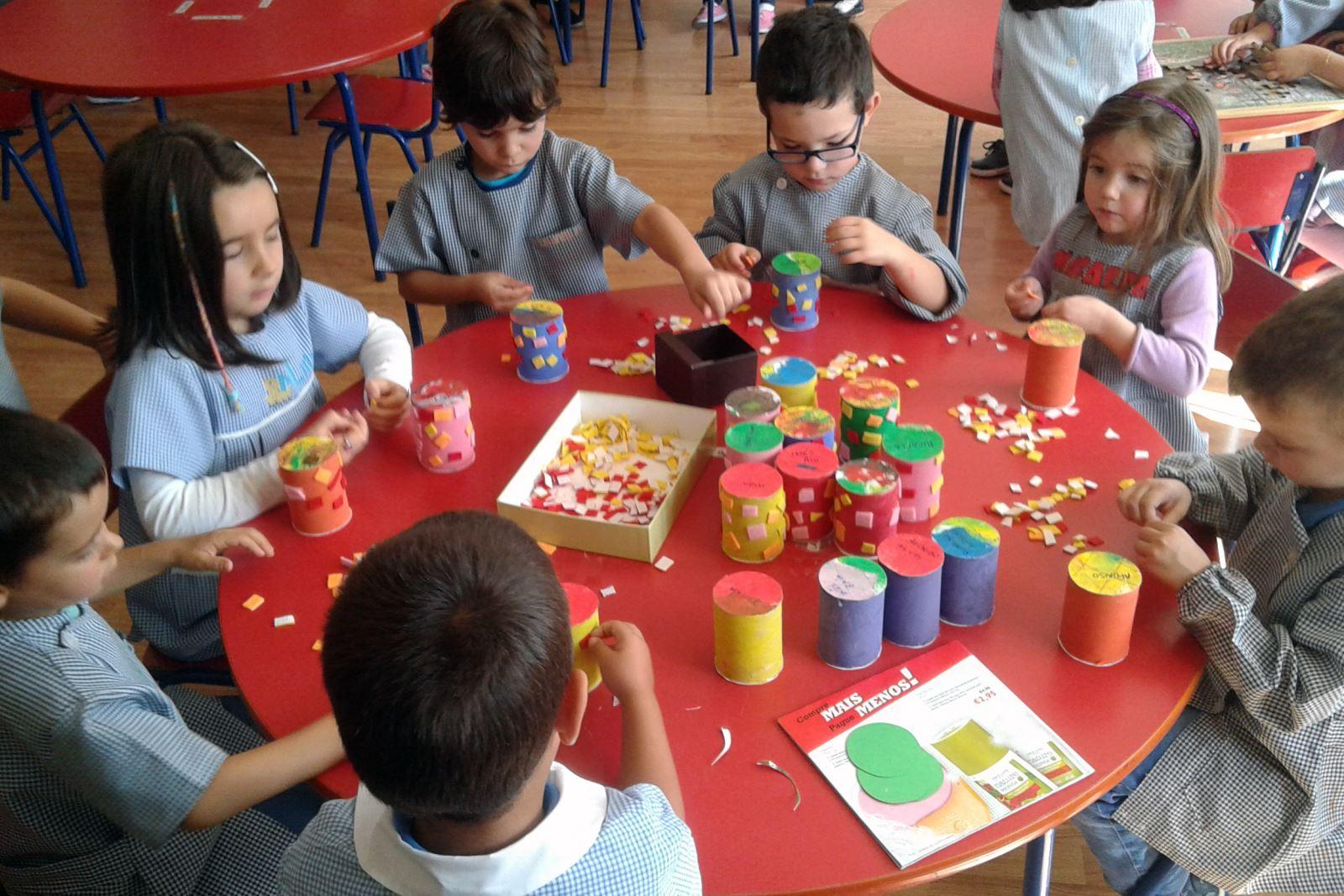 Boticas | Crianças do pré-escolar celebram Dia internacional da Música