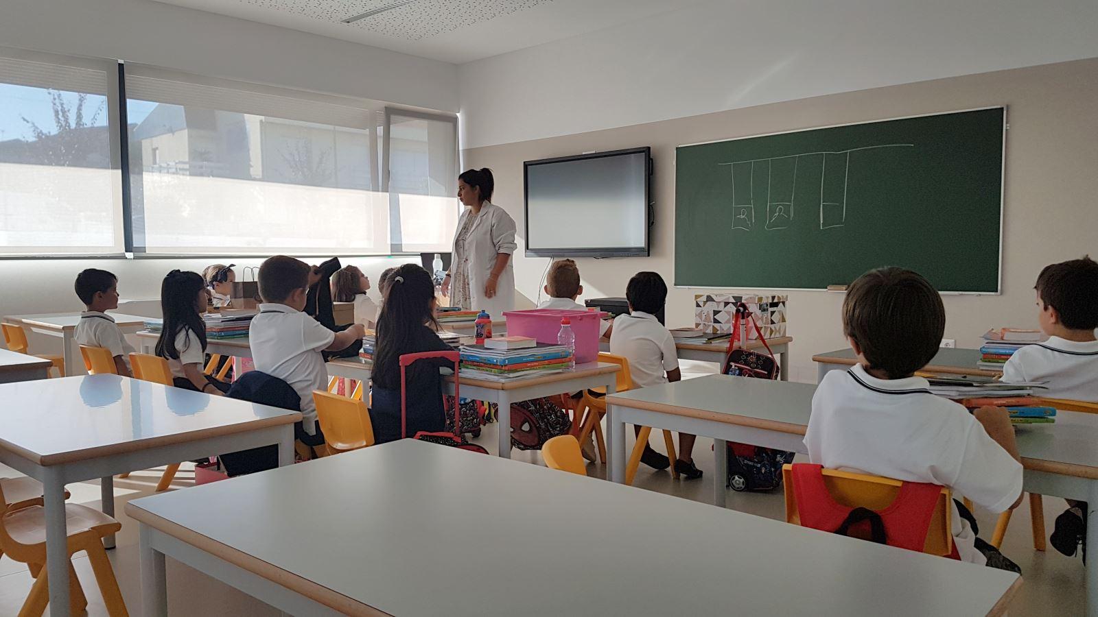 Vila Verde | Colégio de primeiro ciclo abre portas