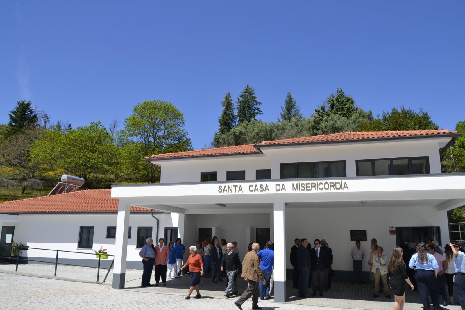 Vila Cova de Alva | Obras permitiram melhorar e ampliar o centro de dia