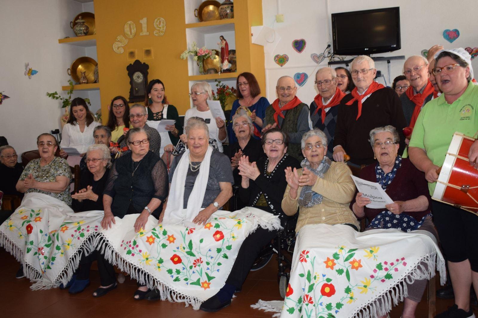 Alpalhão | Convívio de gerações no Dia da Família