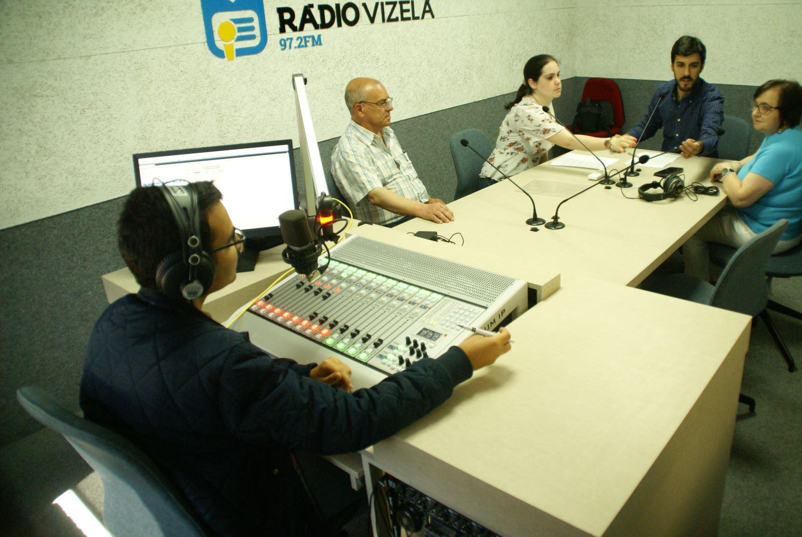 Vizela | Misericórdia na frequência 97.2 FM