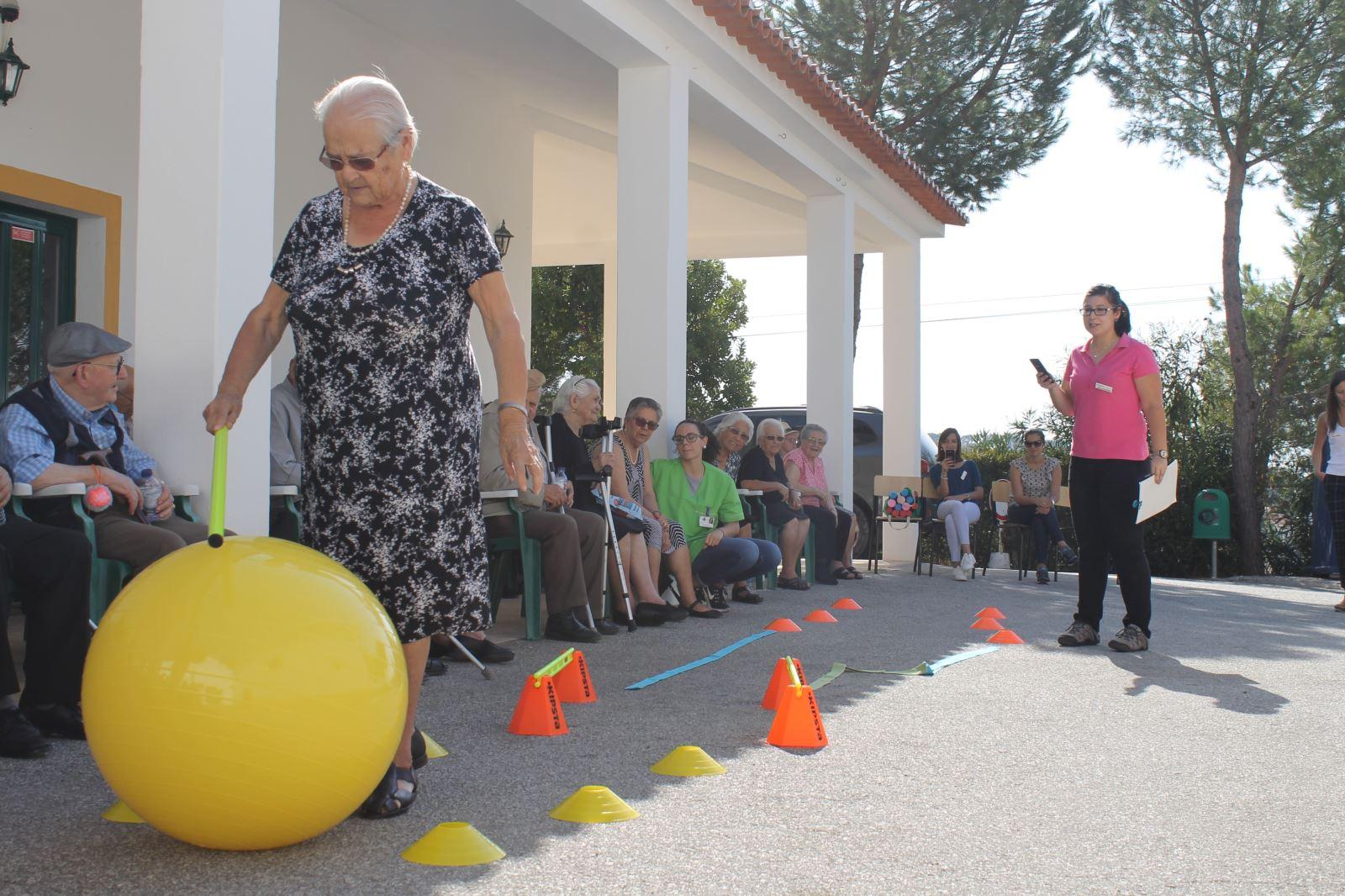 Evoramonte | Olimpíadas Seniores