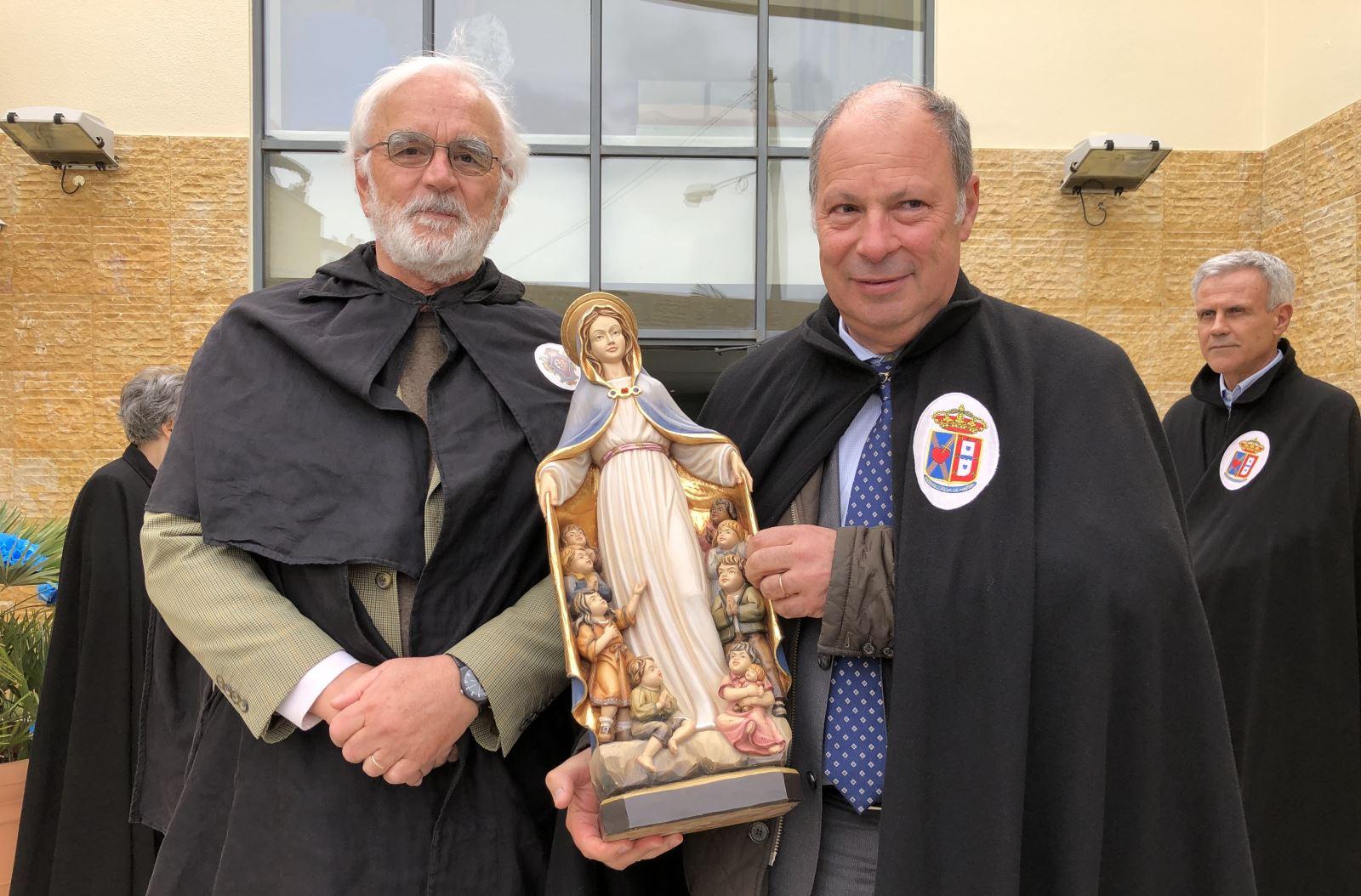 Mafra | Acolhimento de imagem de Nossa Senhora das Misericórdias