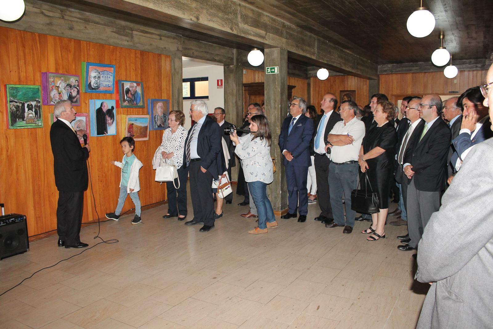 Arganil | Homenagem aos bispos  da Beira Serra