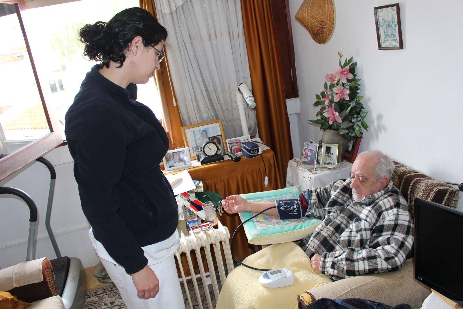 Mértola | Cuidados de enfermagem em casa
