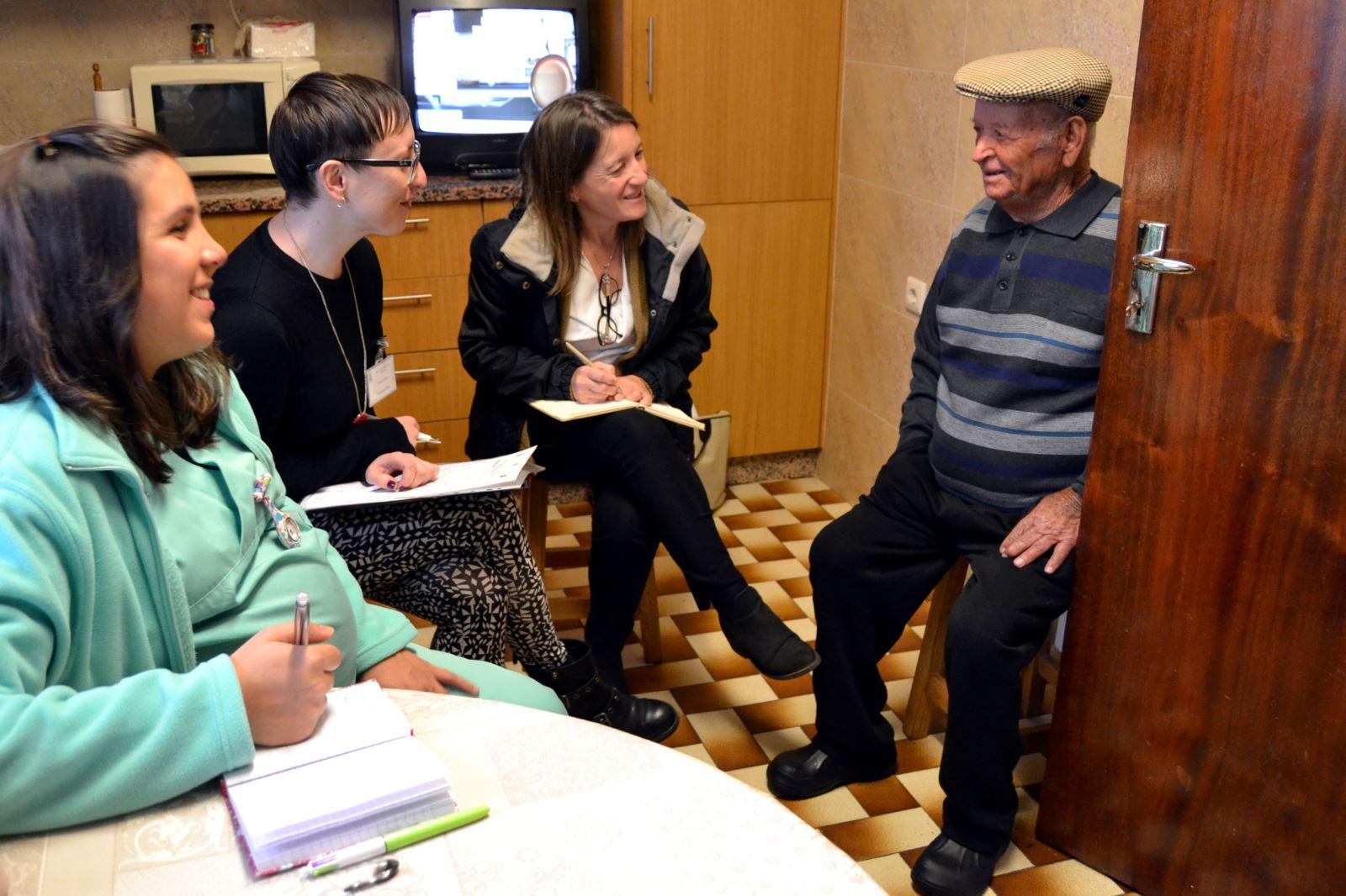 Mogadouro | Apoio domiciliário especializado em demências