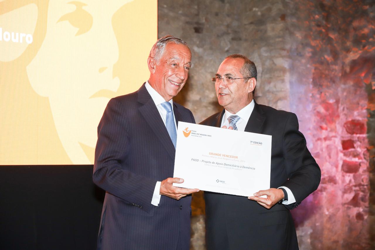 Mogadouro | Prémio MJNP para projeto de cuidados especializados em demência