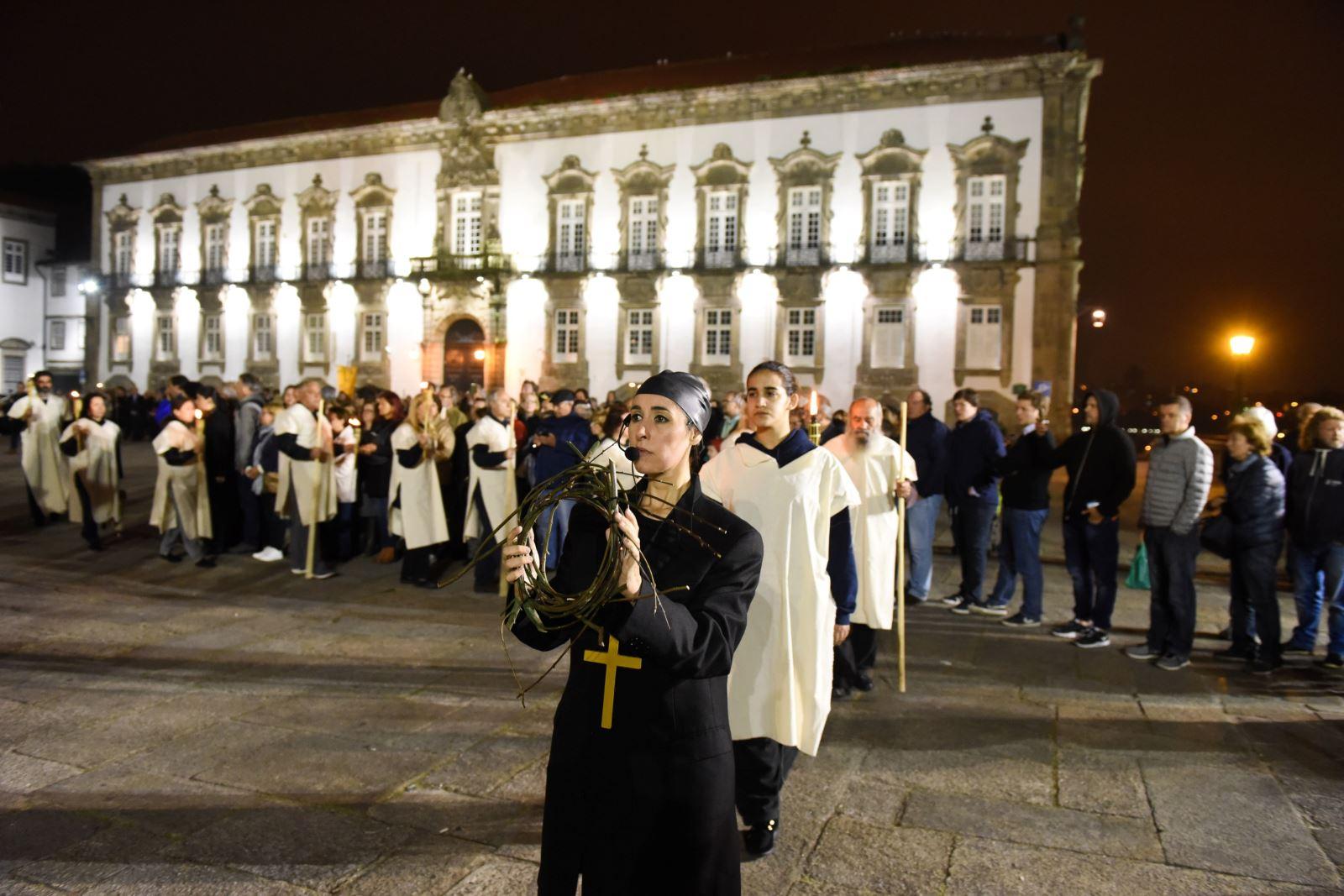 Porto | Reconstituição histórica na Semana Santa
