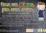 Fundão | Recolha de pijamas para crianças internadas