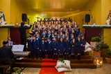 Póvoa de Lanhoso   Coro da Misericórdia no concerto de Natal