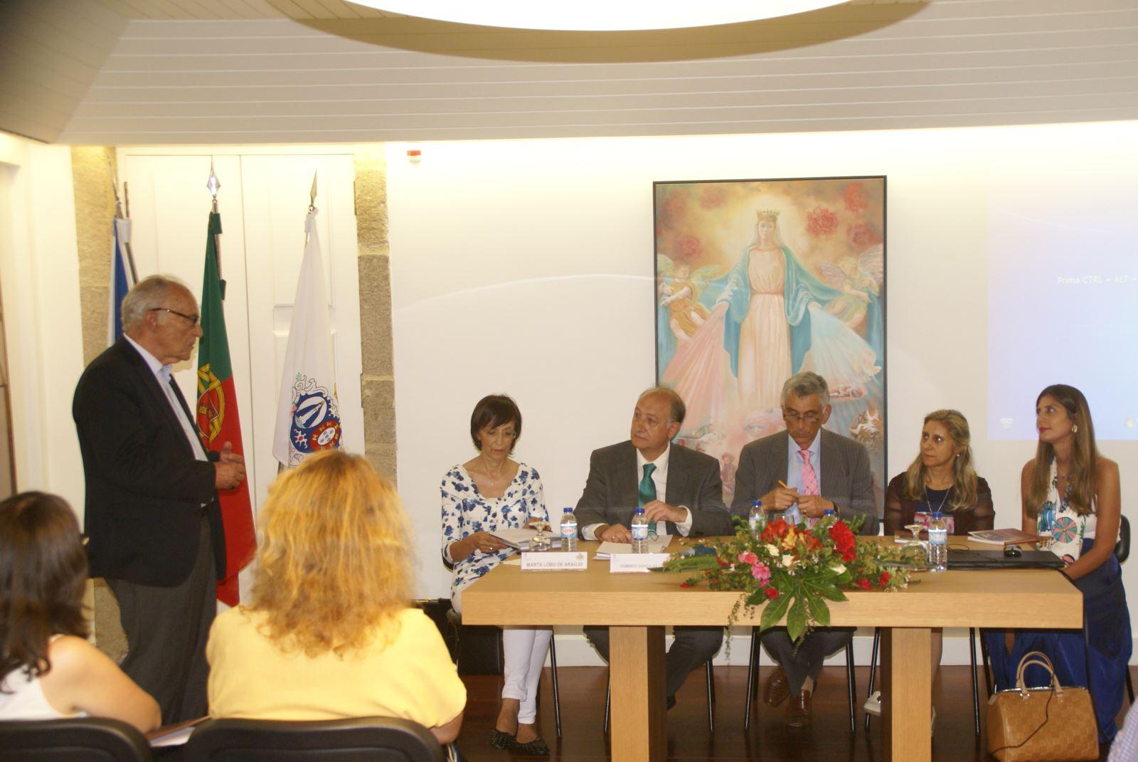 Braga   Criar sinergias para divulgar e debater estudos científicos
