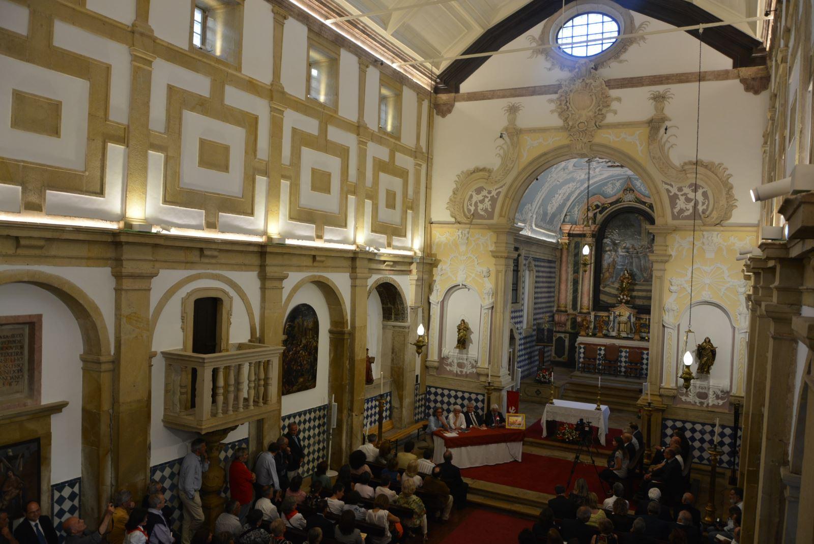 Tomar | 'A igreja é um marco  na história de Tomar'