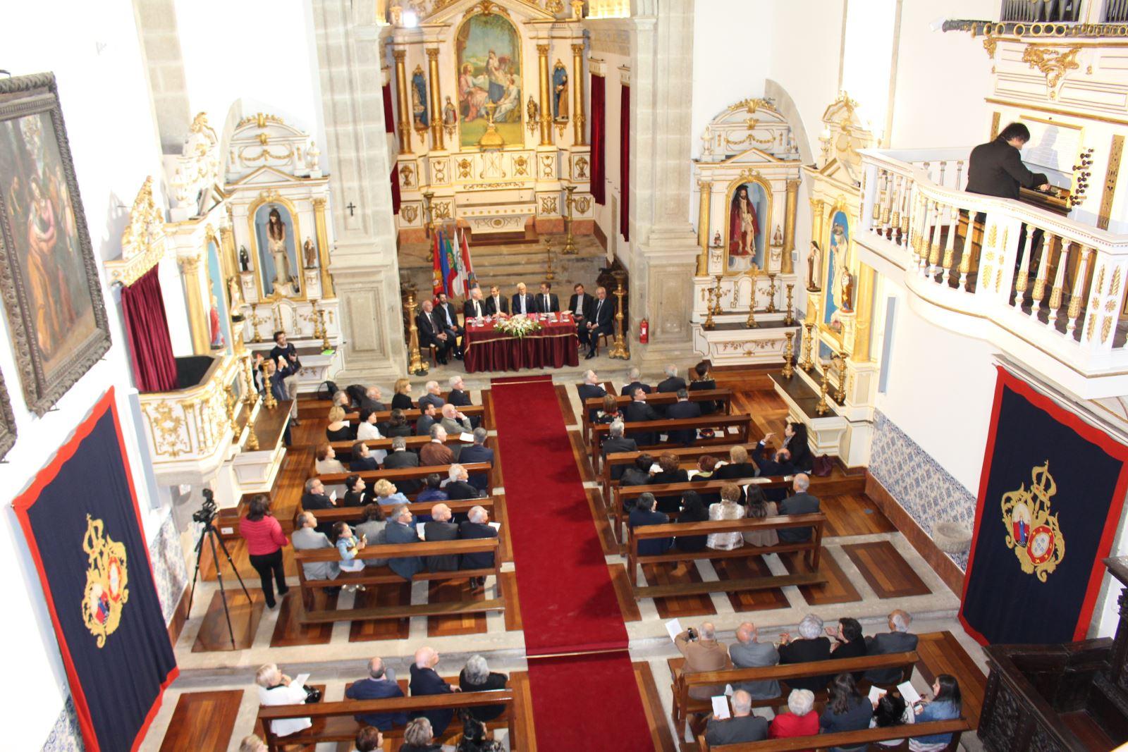 Penafiel | Respeito pelas técnicas de construção da igreja