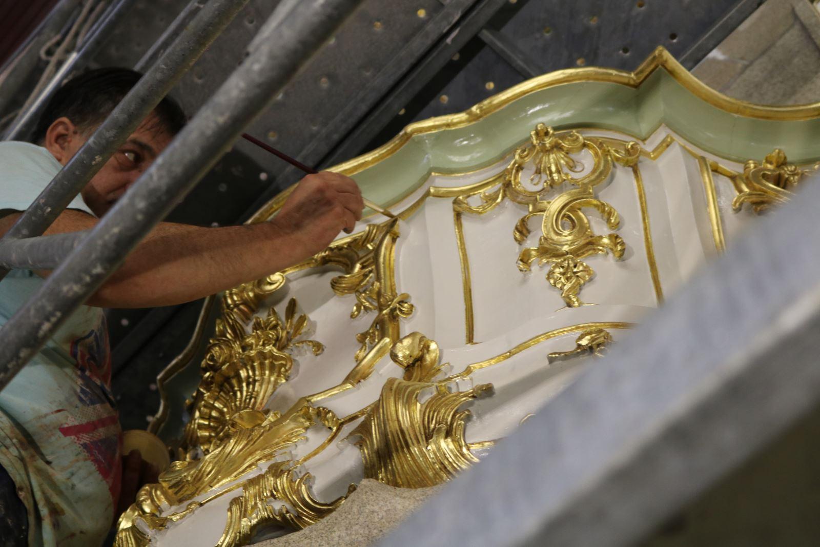 Barcelos | Obras de restauro devolvem esplendor à igreja