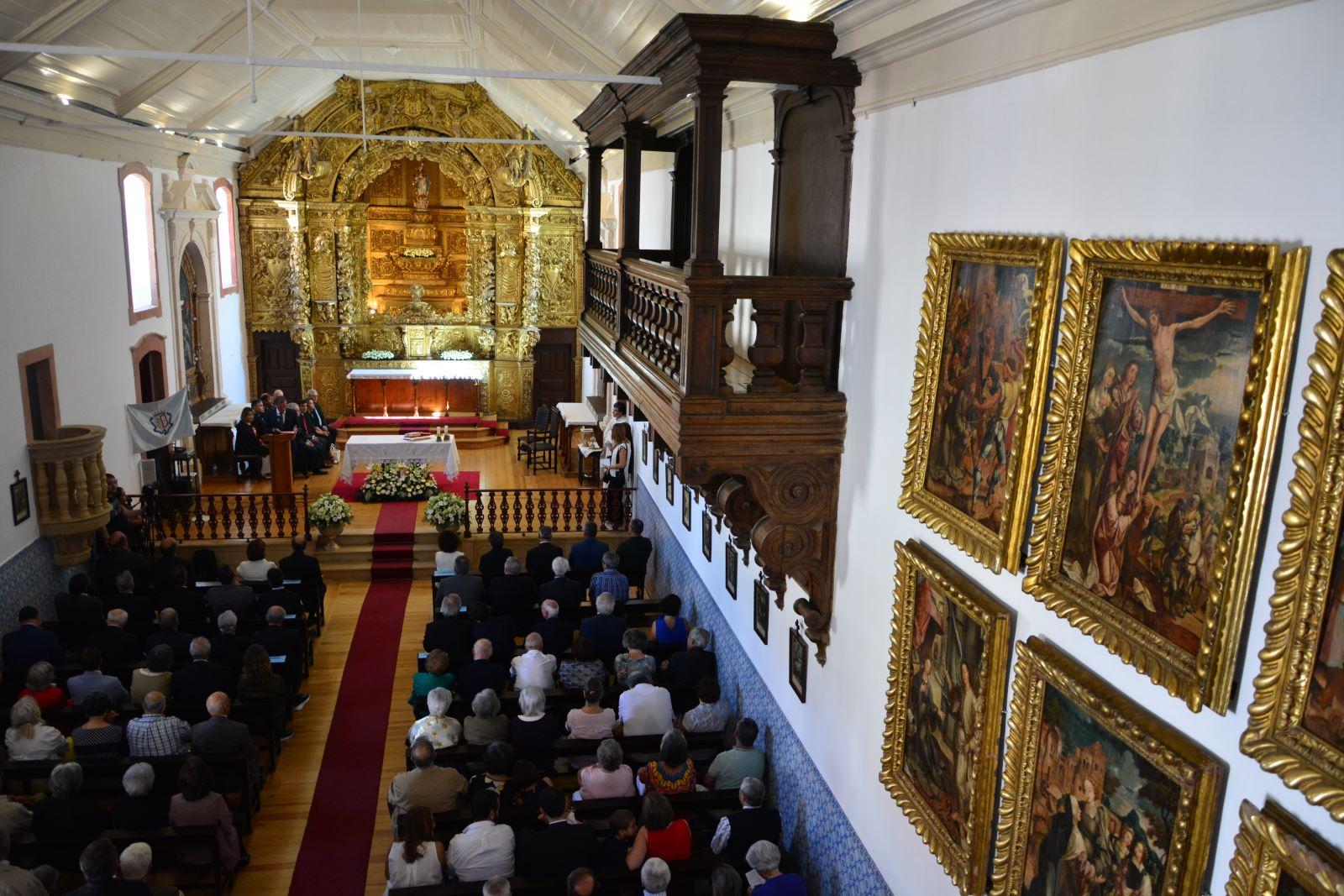 Abrantes | Igreja reclassificada como imóvel de interesse público