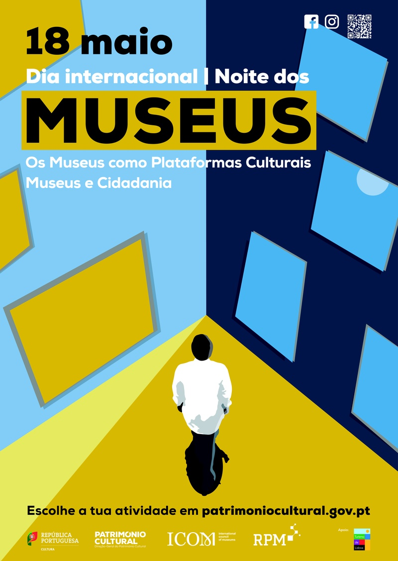 DIM 2019 | 'Os museus como plataformas culturais - museus e cidadania'