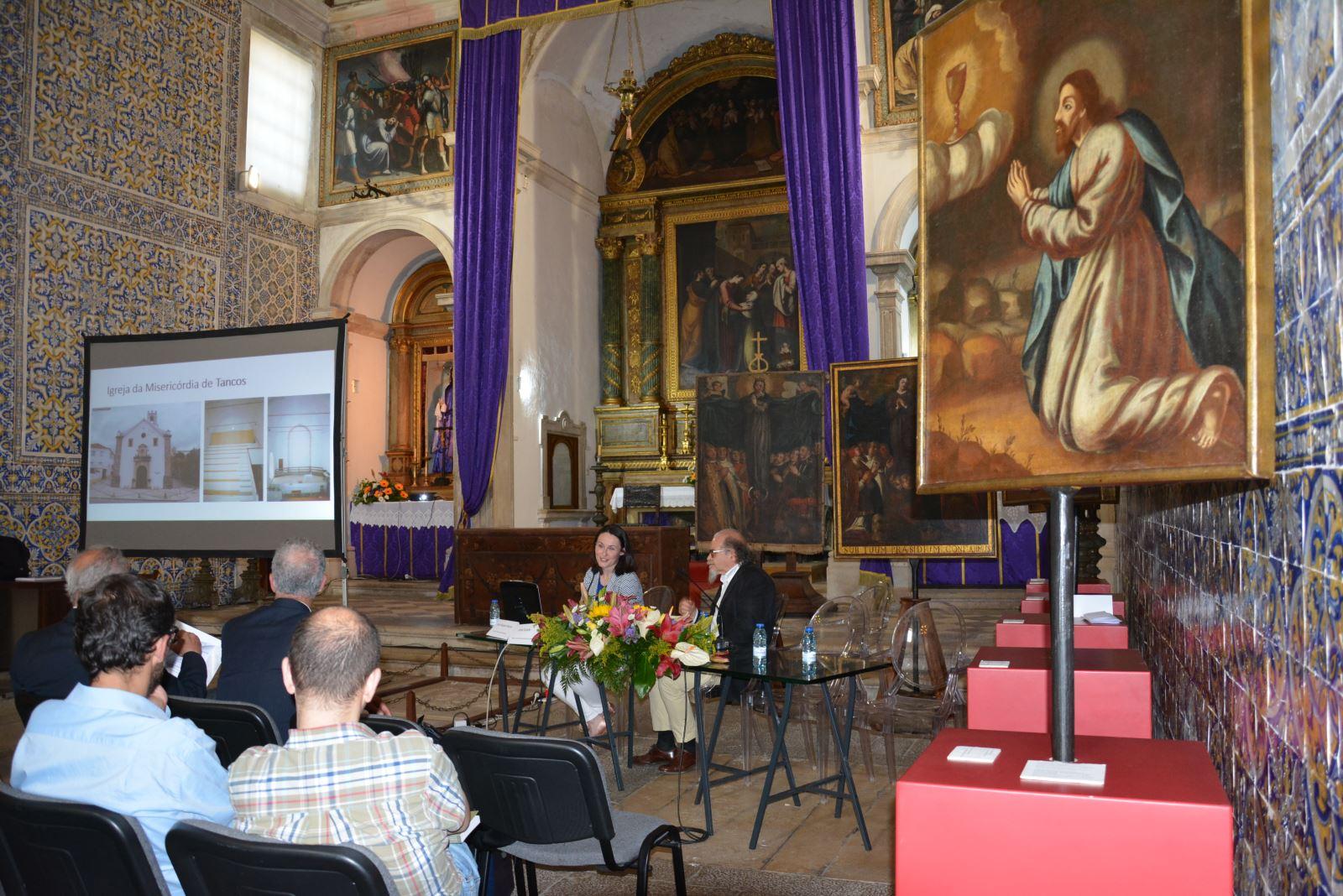 Óbidos | História  do resgate de um  retábulo  de 1590