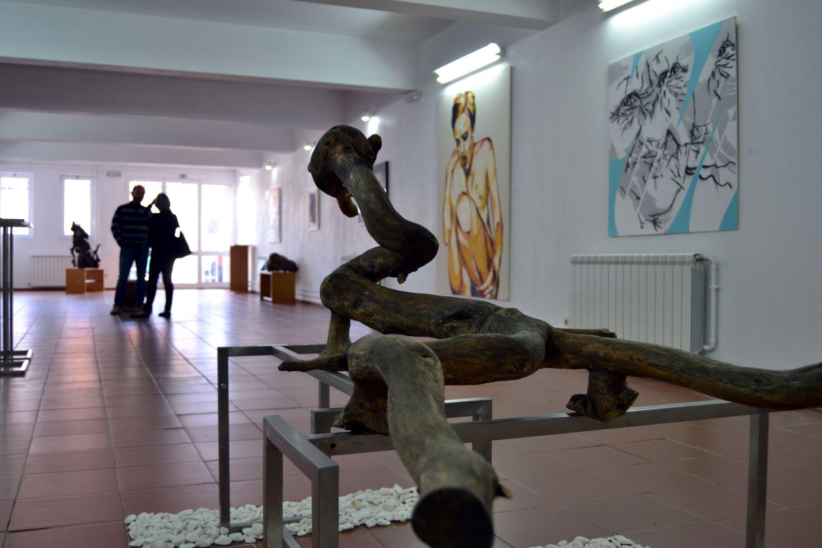 Bragança | Exposição promove diálogo entre artistas nos 500 anos