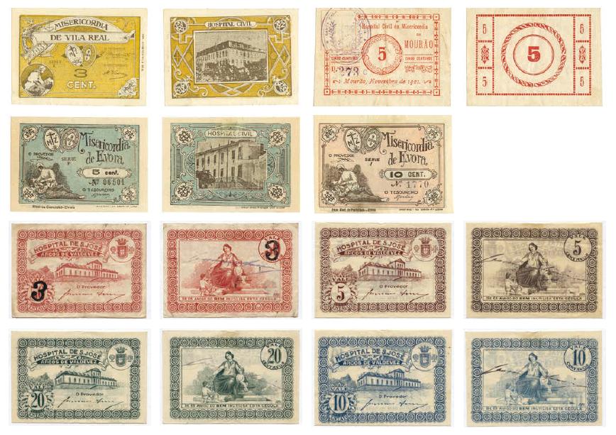 Cédulas   Suprir a necessidade local de moeda