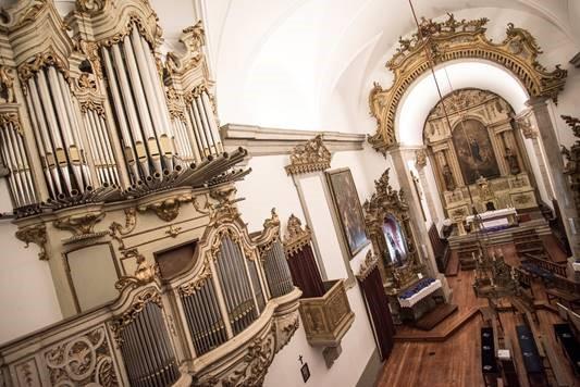 Guimarães   Festival de Órgão Ibérico apresenta segundo concerto