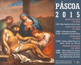 Pernes | Cortejo e concerto pascal na Semana Santa