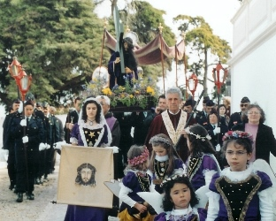Santiago do Cacém | Procissão do Senhor dos Passos reúne entidades locais