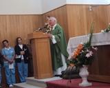 Santo Estevão   Missa em memória de utentes