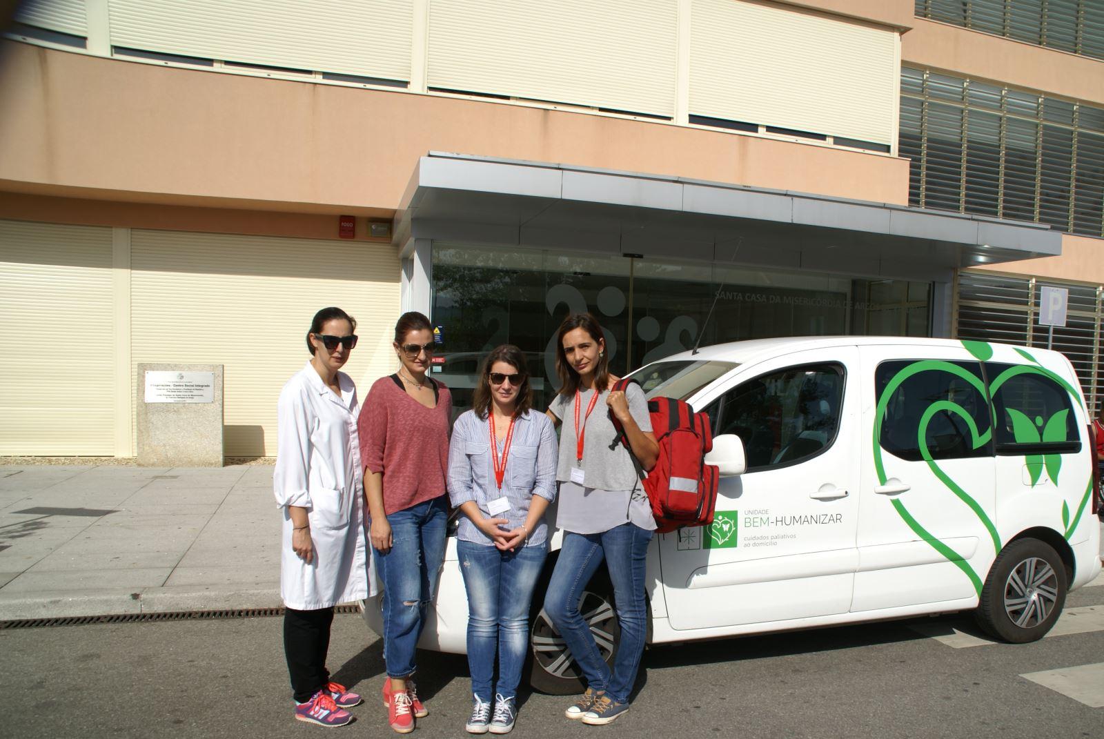 Arcos de Valdevez | Cuidados paliativos prestados em casa