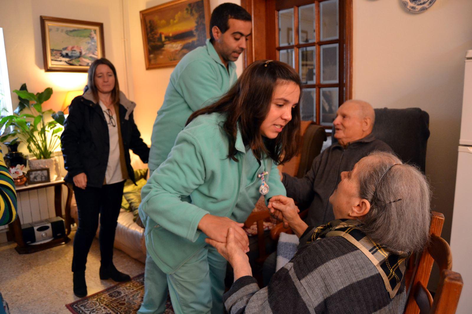 Mogadouro | Bater à porta para cuidar das demências