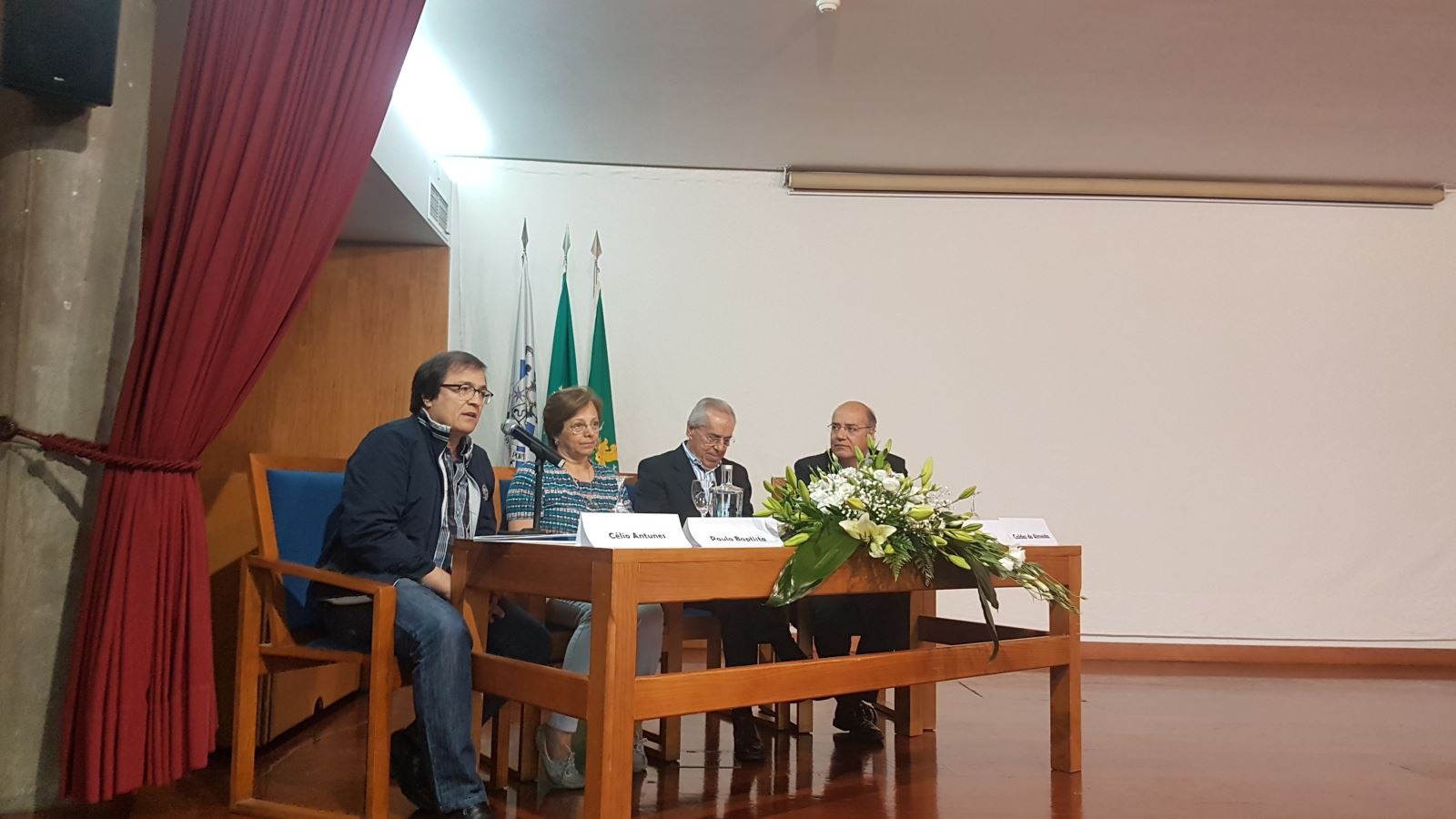 Vila Verde | Debate sobre controlo de infeção em unidades de saúde