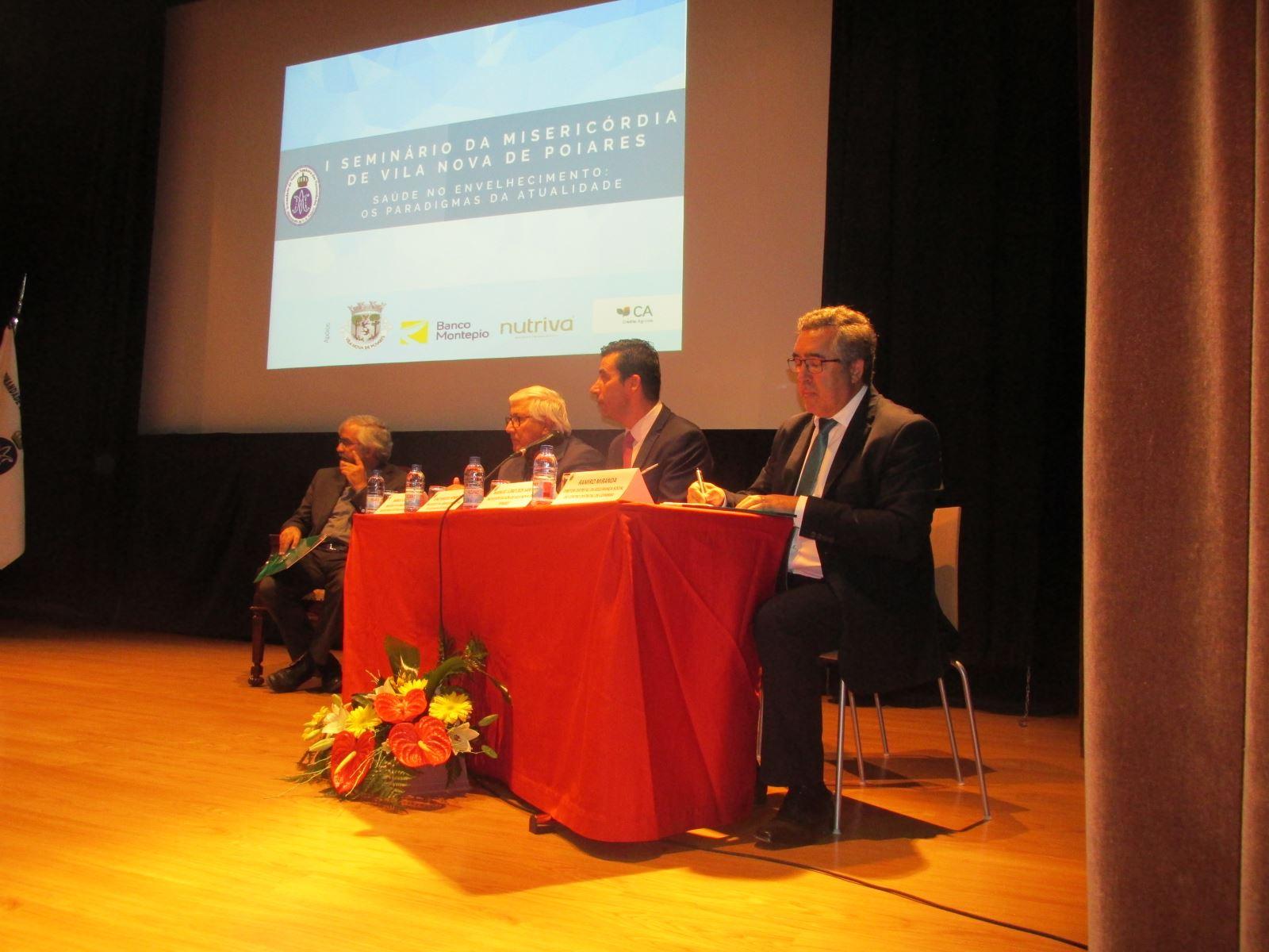 Vila Nova de Poiares| Seminário para promover saúde no envelhecimento
