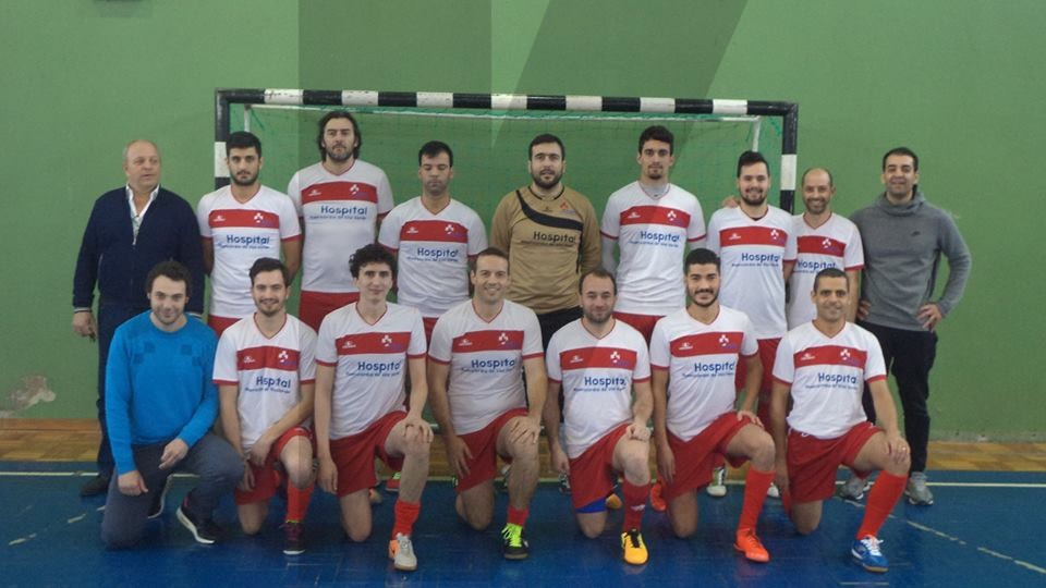 Vila Verde | Terceiro lugar em torneio de futsal inter-hospitalar