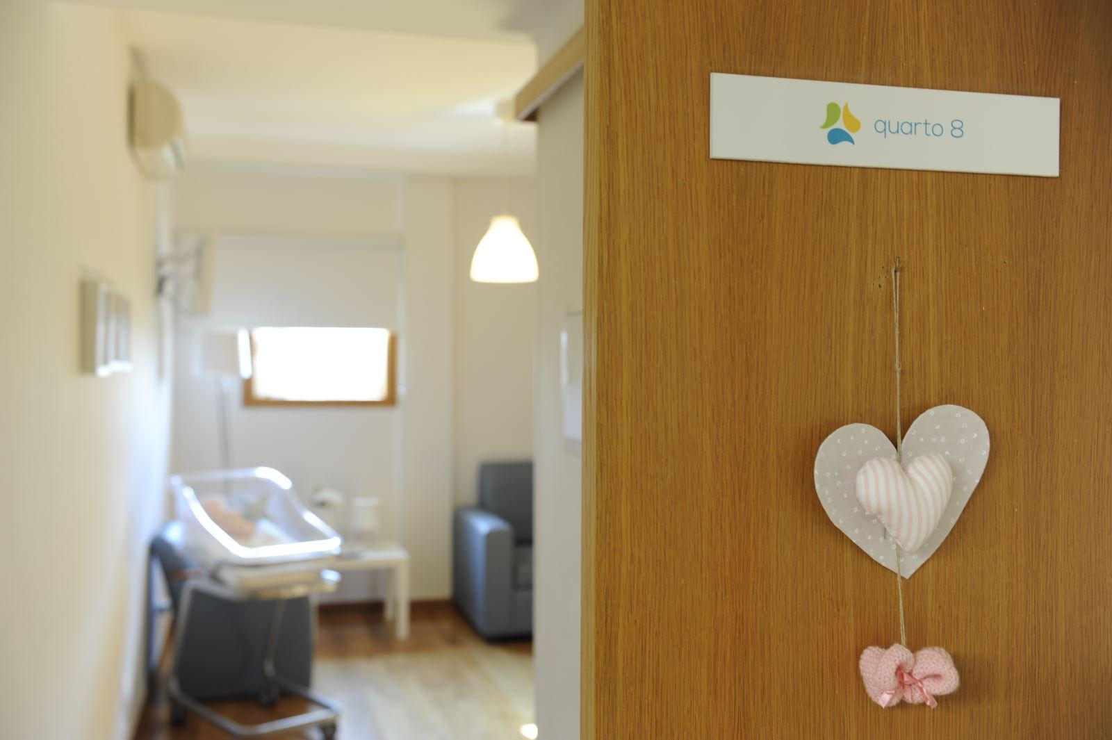 Ajudar a nascer na clínica da Misericórdia de Espinho