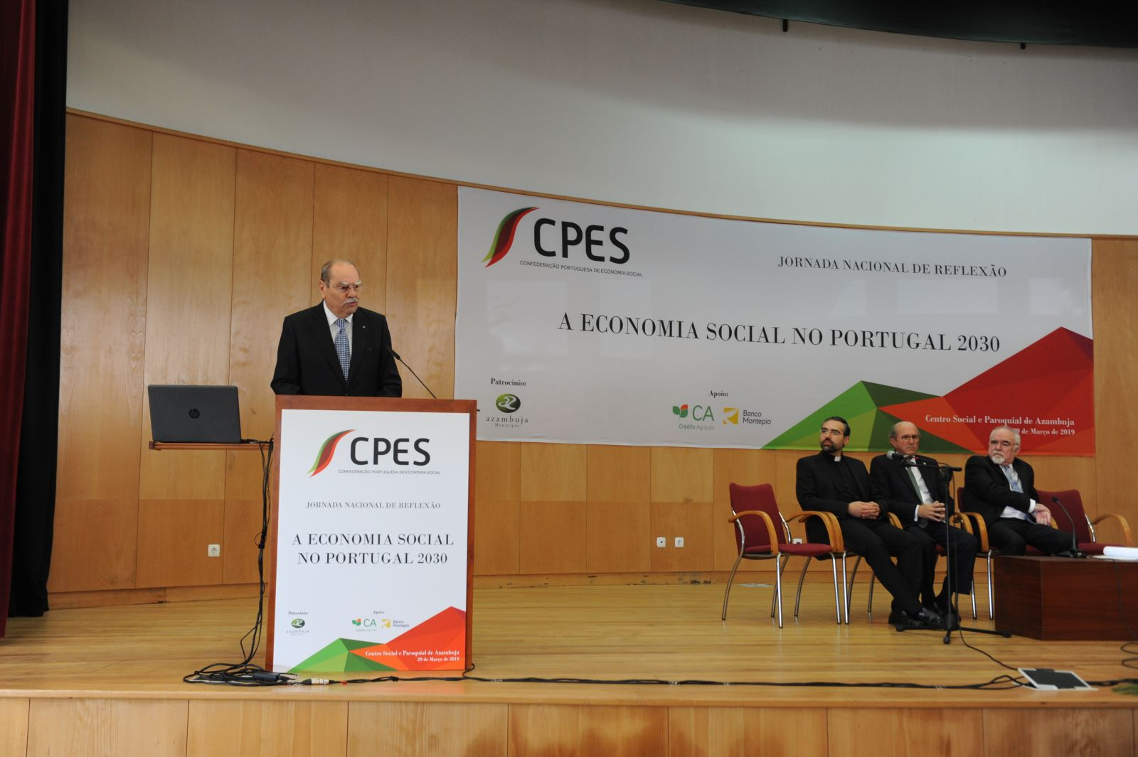 Jornada de reflexão da Confederação Portuguesa de Economia Social