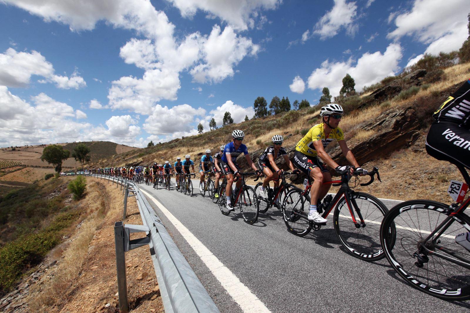 Volta a Portugal | Bicicletas estão de volta às Misericórdias