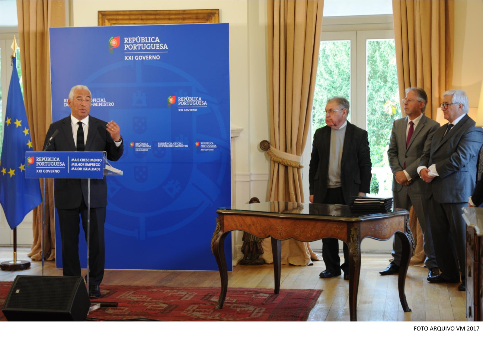 Compromisso | Assinado protocolo que vai reger cooperação em 2019 e 2020