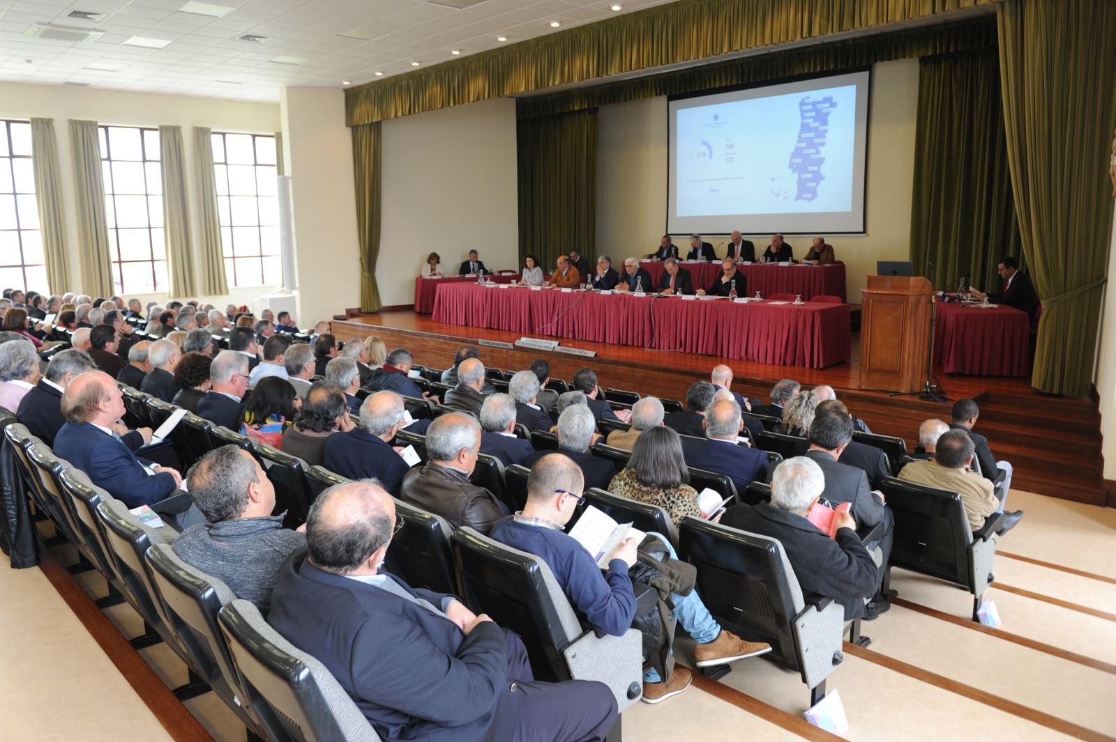 Misericórdias aprovam voto de confiança ao presidente da UMP