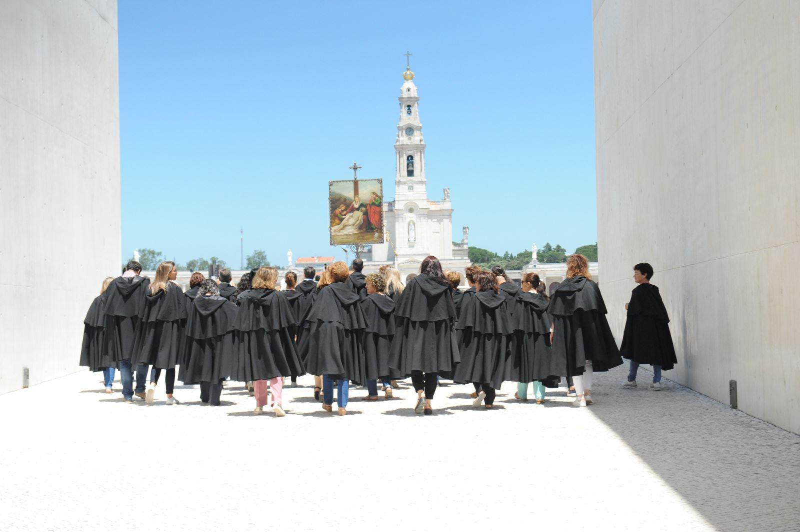 União | Misericórdias em peregrinação a Fátima