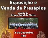 Venda do Pinheiro | Exposição e venda de presépios