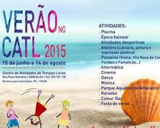 Barcelos  Abertas inscrições para programa de férias