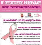 Vila Alva | Caminhada solidária contra o cancro