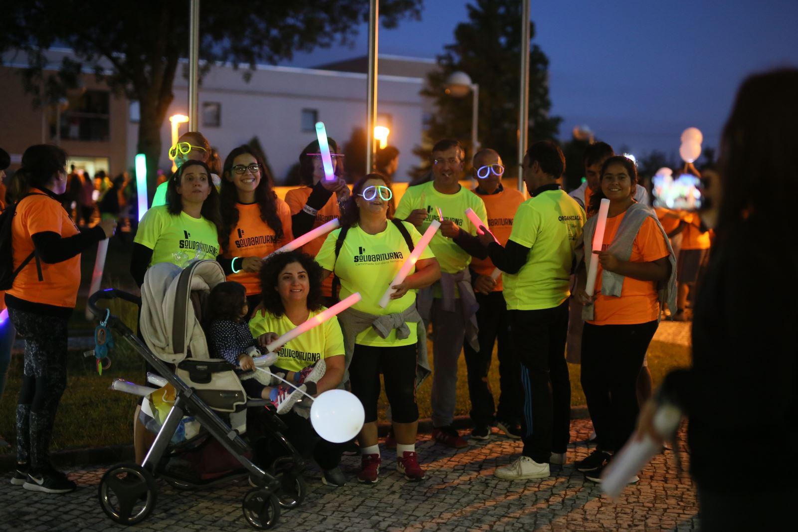 Vagos | Caminhada solidária reúne 500 pessoas