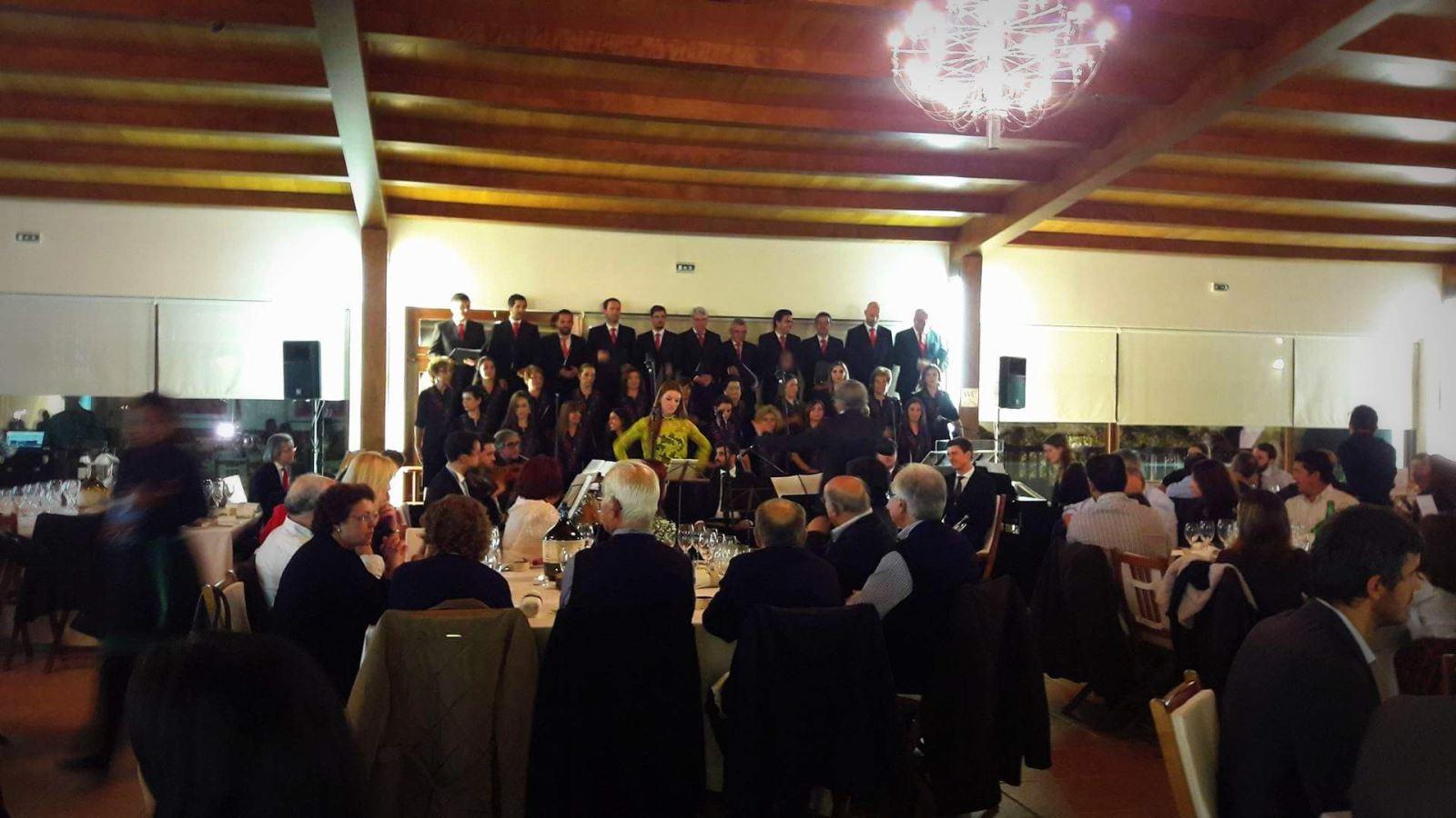 Vila Verde | Coro apoia bombeiros voluntários com concerto solidário