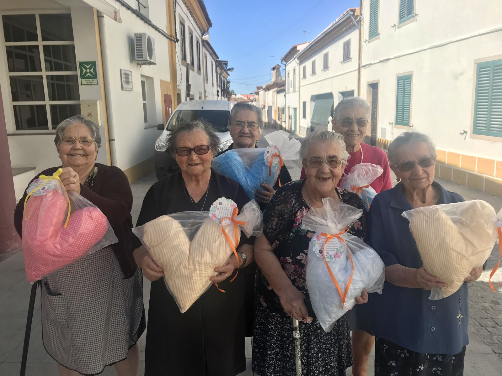 Alpalhão | Amor em forma de almofada para doentes com cancro