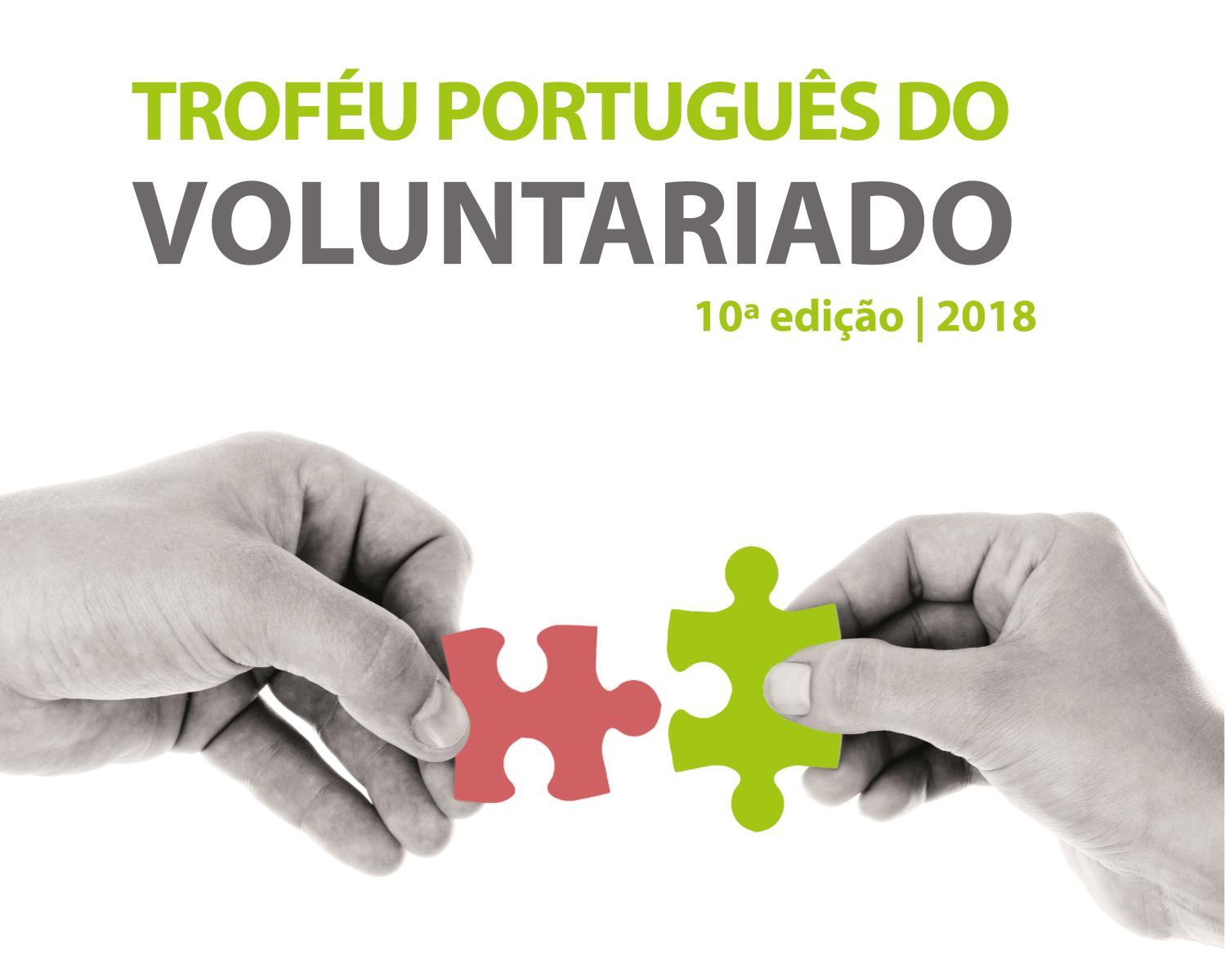 Prémio | Troféu Português do Voluntariado