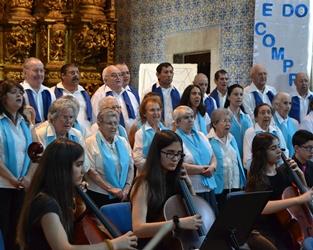 Fundão | Estreia do coro sénior no 'Concerto Gerações'